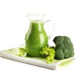 Капуста брокколи долго сохраняет свои питательные свойства при замораживании