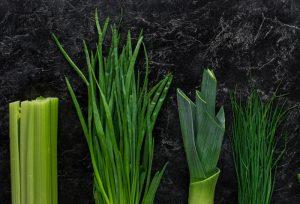 На подоконнике можно вырастить несколько видов лука